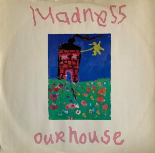 "Madness ‎- Our House (12"") (VG-/VG-)"